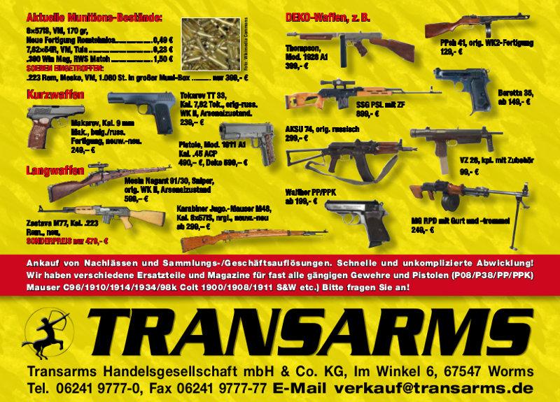 Transarms worms